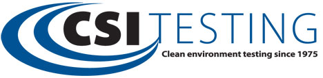 CSI Testing-Clean environment testing since 1975